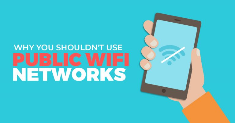 为什么您不应使用公共 WiFi 网络