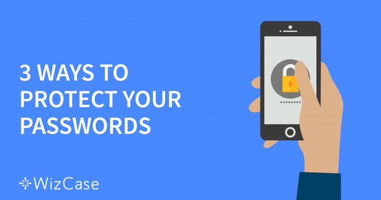如何在互联网上保护你的密码