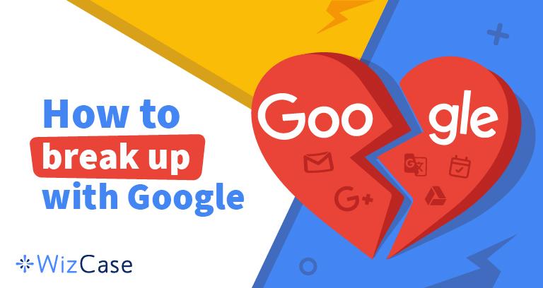 再见,Google:Google 产品的替代品(更新)