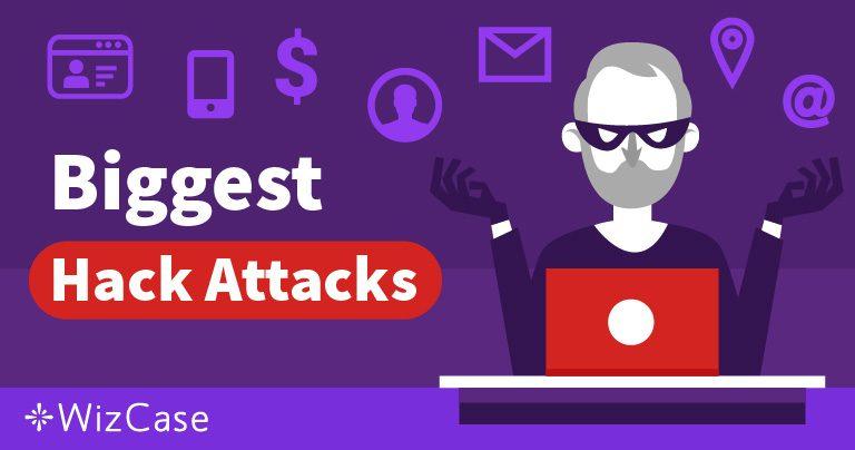 15大黑客攻击事件