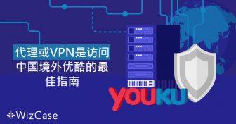 代理或VPN是访问中国境外优酷的最佳指南 Wizcase