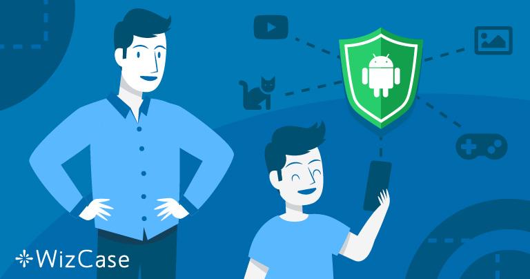 适用于安卓的最佳家长控制应用程序——测试于十月 2021