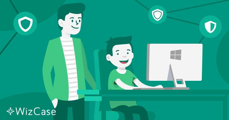 2021年适用于Windows的最佳5款家长控制软件