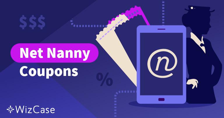 十月 2021 Net Nanny 有效优惠券:今日购买最高享 7 折